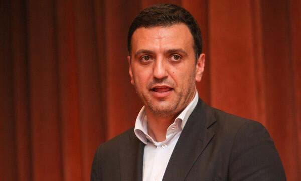 Κικίλιας: «Από τους πιο αγαπητούς προέδρους στον ελληνικό αθλητισμό»