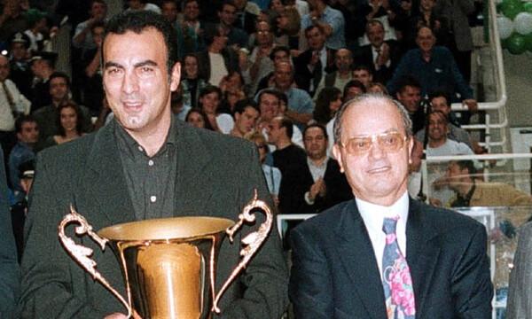Γκάλης: «Θα θυμόμαστε τον Θανάση Γιαννακόπουλο για το ασίγαστο πάθος του» (photo)