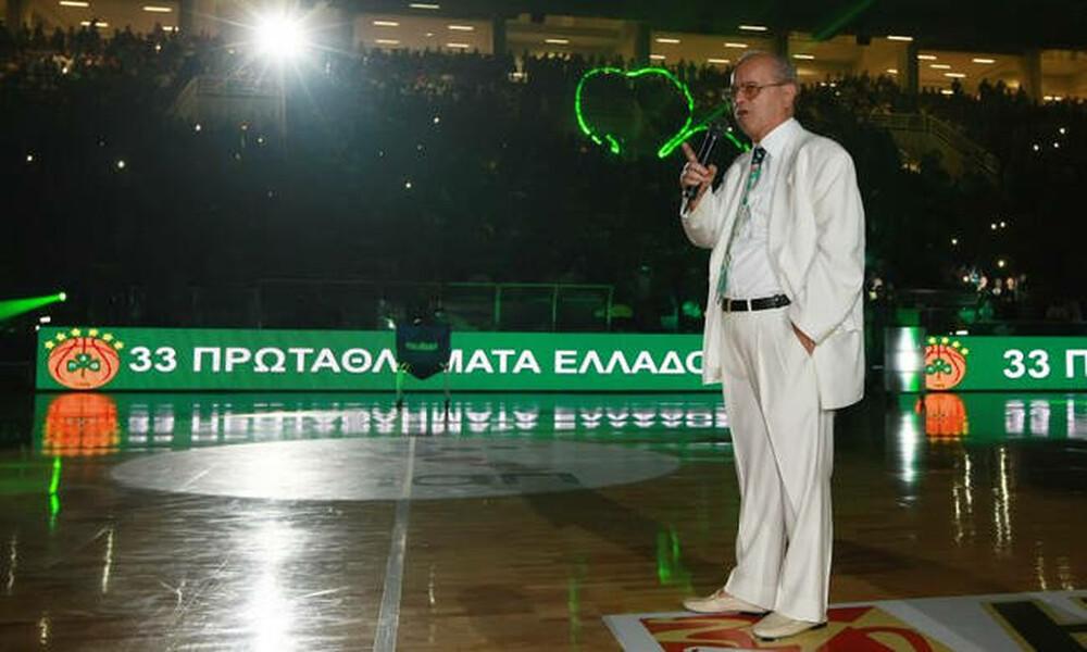 Θύρα 13: Πανό στον κεντρικό για τον Θανάση Γιαννακόπουλο (photo)