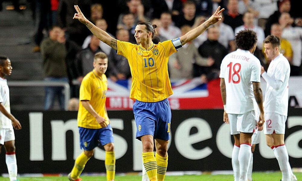 Ο Ζλάταν «απασφάλισε»: Το... αγαπημένο γκολ του Ιμπραϊμοβιτς! (video&photos)
