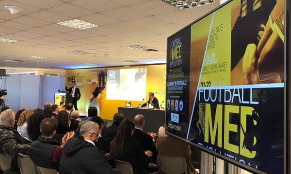ΑΕΚ: Με λαμπρές παρουσίες και μεγάλο ενδιαφέρον το 2ο Ιατρικό συνέδριο (photos+videos)