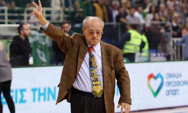 Η κίνηση της Basket League στη μνήμη του Θανάση Γιαννακόπουλου
