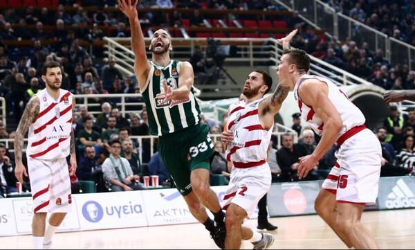 Με νίκη στο Μιλάνο «αγκαλιάζει» τα playoffs ο Παναθηναϊκός ΟΠΑΠ