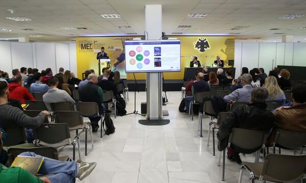 ΑΕΚ: Επιτυχημένο το 2ο Ιατρικό Συνέδριο (photos)