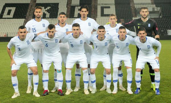 Η φιλική ήττα της Εθνικής Ελπίδων στη Σλοβενία (video)