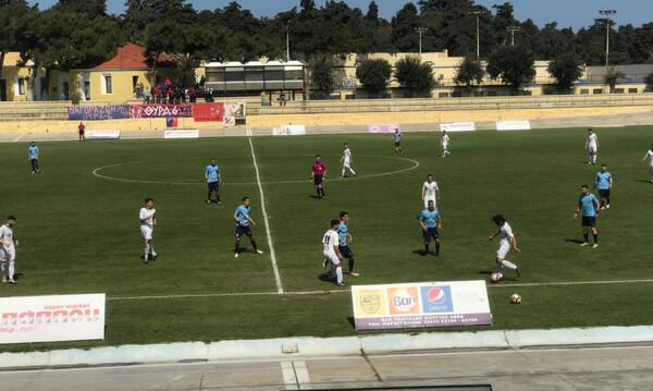 Γ' Εθνική: Σκόρπισε με 8-0 ο Διαγόρας τον Αστέρα Αμαλιάδας