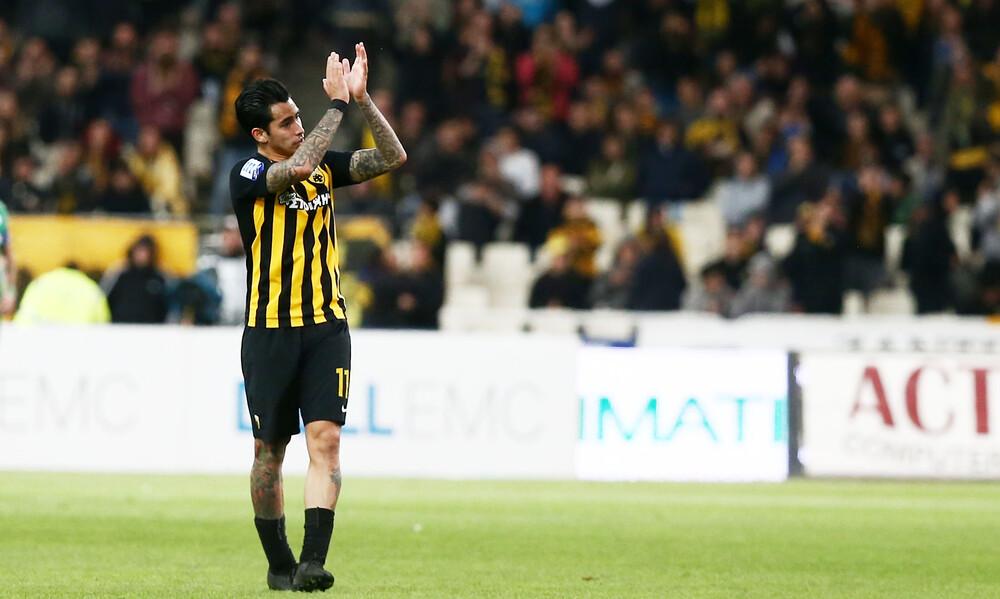 «Δεν θα επιστρέψει στην ΑΕΚ ο Αραούχο»