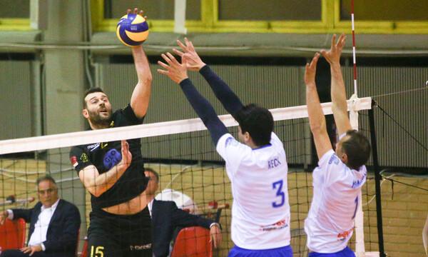 Volley League: Πλεονέκτημα για Ολυμπιακό, νίκη τετράδας για Φοίνικα