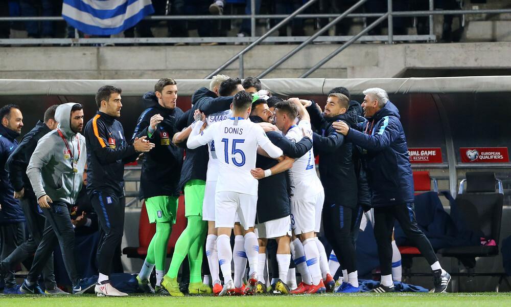 Λίχτενσταϊν-Ελλάδα 0-2: Τα highlights της «γαλανόλευκης» νίκης (video)