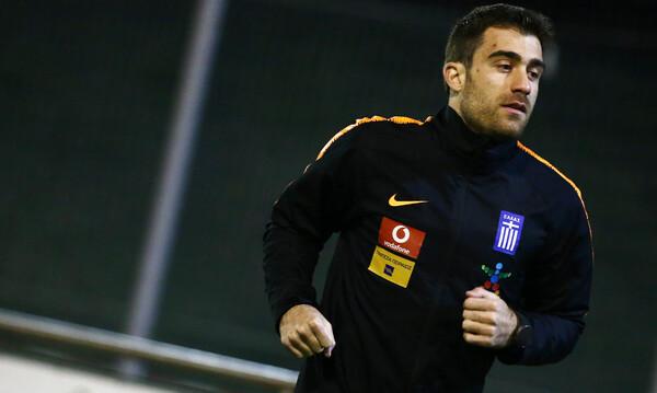 Εθνική ομάδα: Κανονικά με Βοσνία ο Παπασταθόπουλος