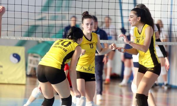 Volleyleague Γυναικών: Πέμπτος ο Άρης, παλεύει το Μαρκόπουλο