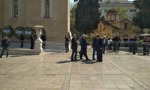 Στην Αθήνα για τον Θανάση Γιαννακόπουλο ο Ζέλικο Ομπράντοβιτς (video&photos)