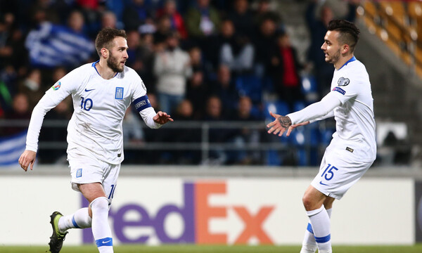 Live Chat Βοσνία-Ελλάδα 2-2 (τελικό)