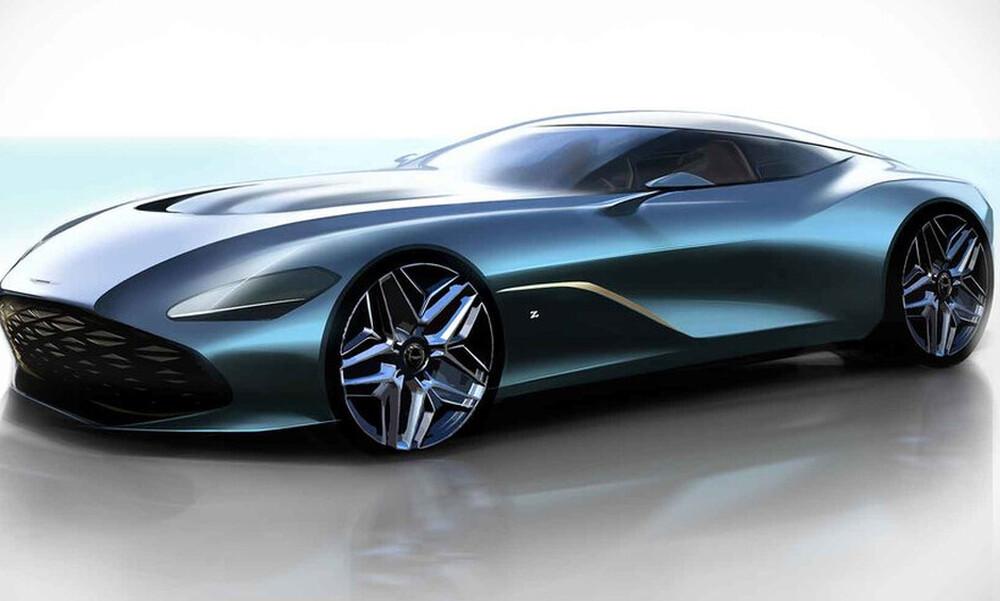 Aston Martin και Zagato δημιούργησαν το τέλειο αμάξι