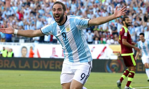 Τέλος από την Εθνική Αργεντινής ο Ιγκουαΐν