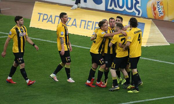 ΑΕΚ-Λαμία 2-0: Έτσι «έκλεισε» εισιτήριο για τον τελικό! (video)