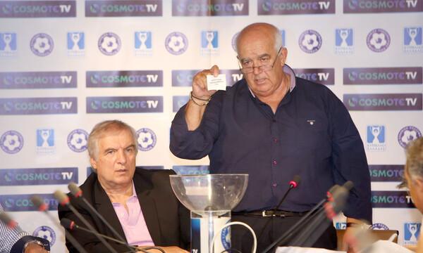 Γαβριηλίδης: «Στο ΟΑΚΑ, αλλά χωρίς VAR ο τελικός Κυπέλλου»