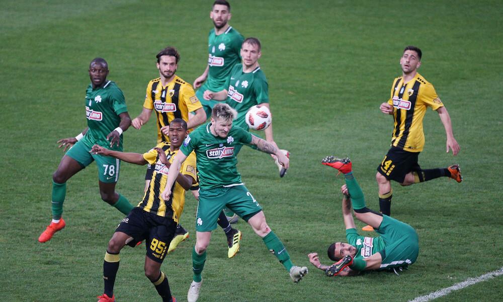 ΑΕΚ: «Χτυπάει» παίκτη από Παναθηναϊκό! (photos)