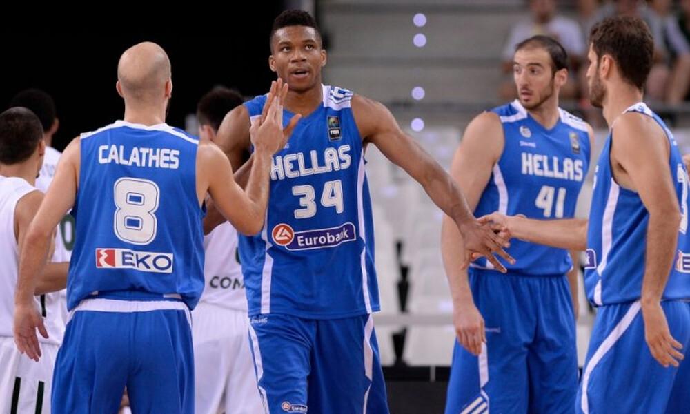 FIBA: «Φανταστείτε τον Καλάθη να πασάρει στον Γιάννη…»