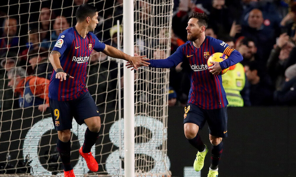 Μπαρτσελόνα – Ατλέτικο Μαδρίτης 2-0: Πήρε το πρωτάθλημα… σε ένα λεπτό! (videos+photos)