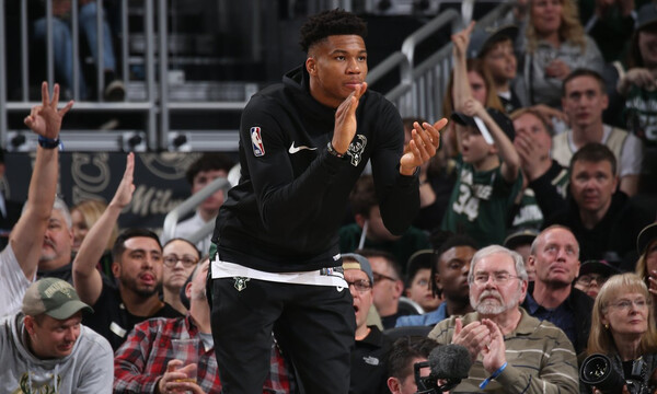 NBA: Μιλγουόκι χωρίς Γιάννη… προκοπή δεν κάνει (videos)