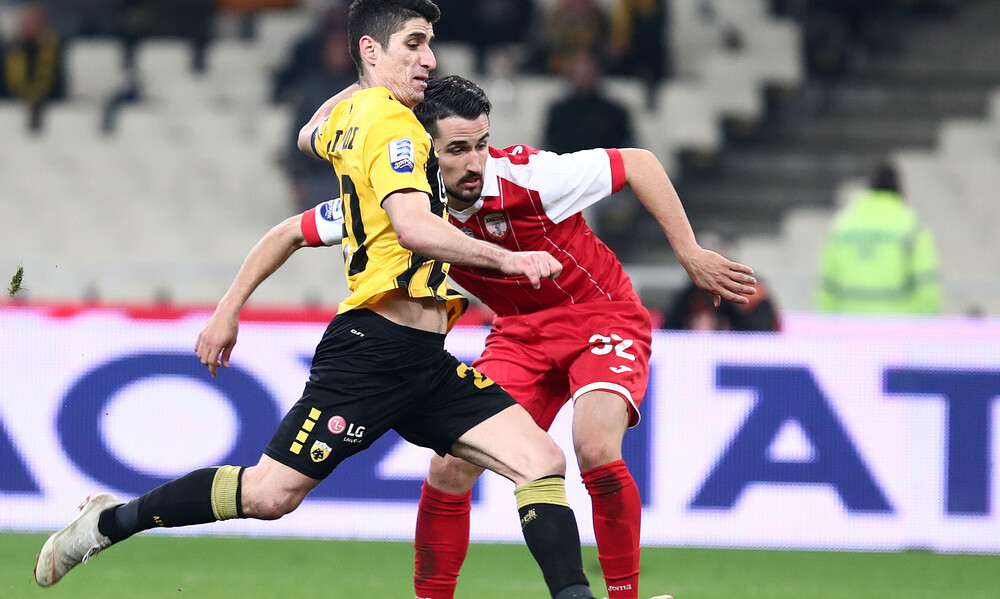 Live Chat: Ξάνθη-ΑΕΚ 1-3 (Τελικό) - Onsports.gr