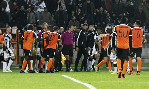 ΠΑΟΚ-Λαμία: Χαμός στην Τούμπα με το γκολ του Ενρίκε και τον Μάτος!  (photos)