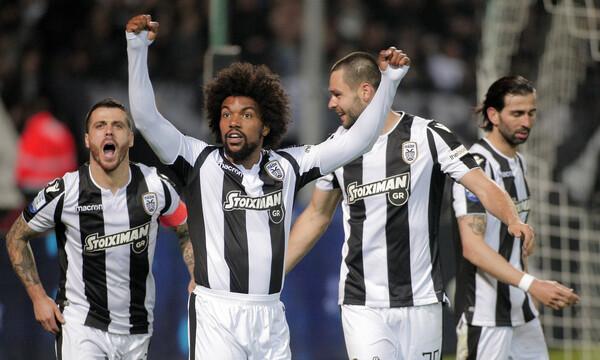 Super League: Η βαθμολογία μετά από τις νίκες ΠΑΟΚ, ΑΕΚ, Ολυμπιακού (photo)