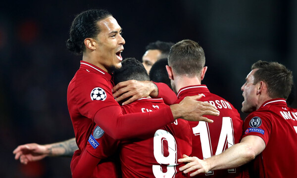Champions League: Έτσι πήραν προβάδισμα Λίβερπουλ και Τότεναμ (videos)