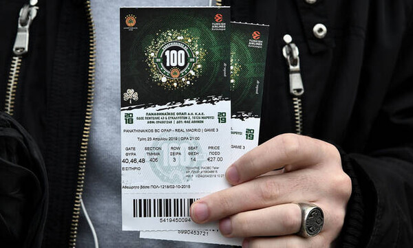 Παναθηναϊκός ΟΠΑΠ: Ουρές στη βροχή για ένα εισιτήριο στη Λεωφόρο! (photos)