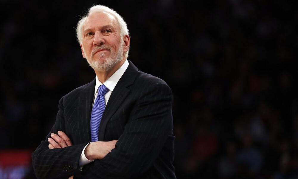 NBA: Έγραψε ιστοριά ο Πόποβιτς (photos) - Onsports.gr