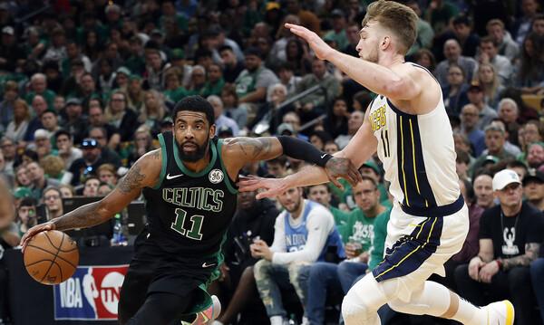 NBA: Η άμυνα έδωσε την πρώτη νίκη στη Βοστώνη (videos+photos)
