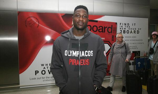 Τσέρι: «Τρελή η αντιπαλότητα με τον Παναθηναϊκό, ήρθα στον Ολυμπιακό για να κερδίσω» (photos)