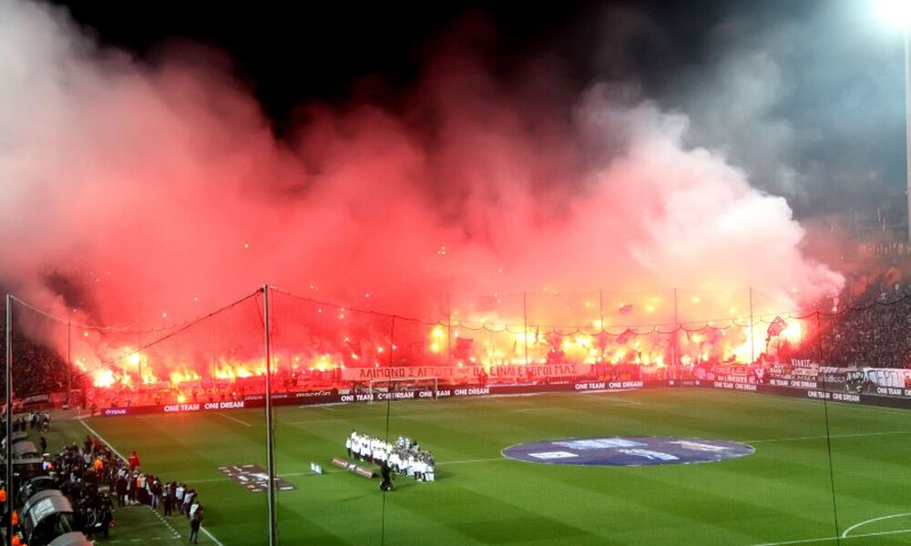 Super League: Απονομή στην Τούμπα για τον ΠΑΟΚ!