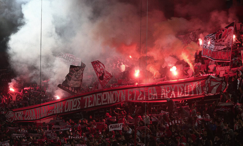 Super League: Σε απολογία Ολυμπιακός, ΑΕΛ