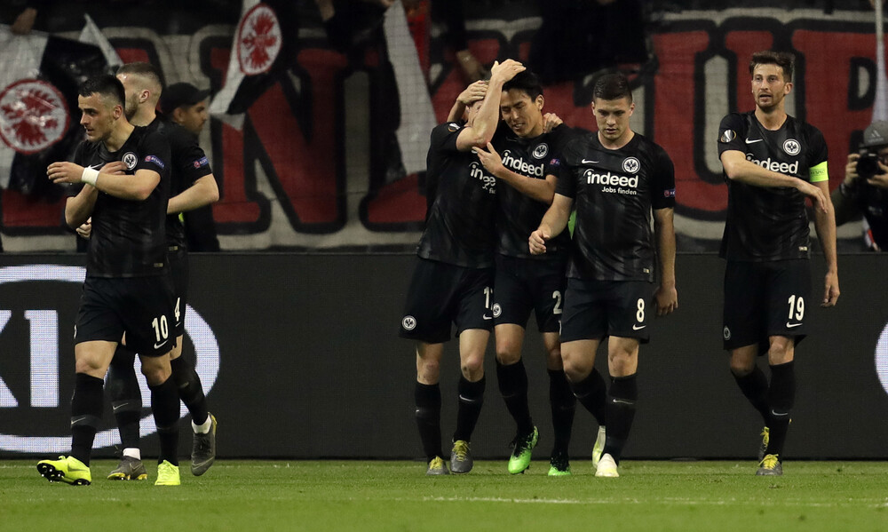 Europa League: Το «τρένο» της Άιντραχτ συνεχίζει (videos)