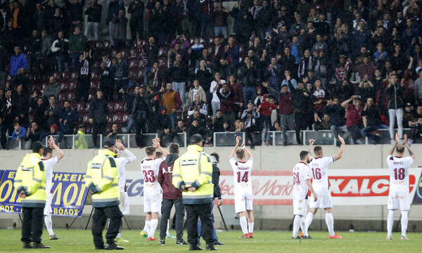 Super League: Πρόστιμα σε Ολυμπιακό, ΑΕΛ