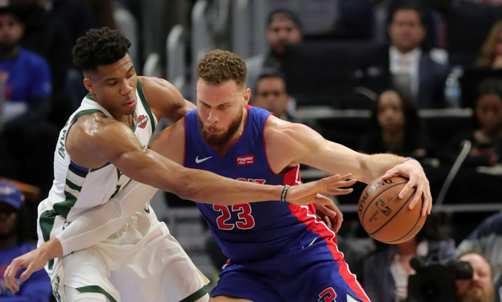 NBA: Γιάννης έτοιμος για σκούπισμα! (video+photos)