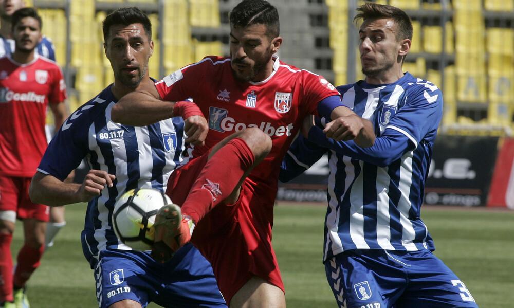 Football League: Μάχη Ηρακλή-ΑΕ Καραϊσκάκη για μια θέση στη Super League 2