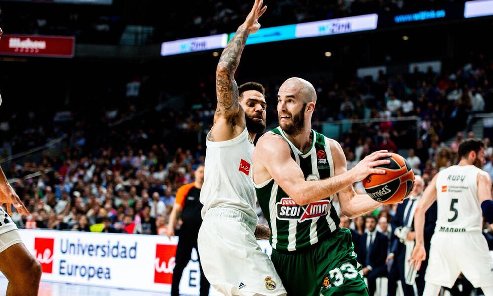 Παναθηναϊκός ΟΠΑΠ - Ρεάλ Μαδρίτης LIVE: Η «μάχη» των playoffs της Euroleague στο ΟΑΚΑ