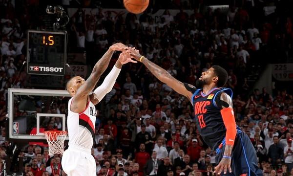 NBA: Λίλαρντ, Λίλαρντ και ξανά… Λίλαρντ! (video+photos)