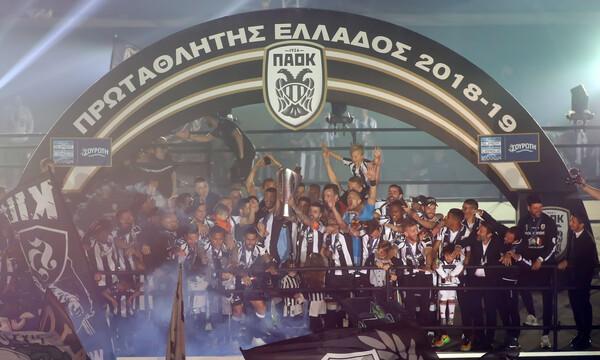Συγχαρητήρια του προέδρου της FIFA στον πρωταθλητή ΠΑΟΚ (photo)