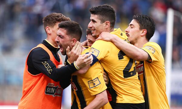 Λαμία-ΑΕΚ 0-4: Πρόκριση… μήνυμα για τον τελικό με τον ΠΑΟΚ!