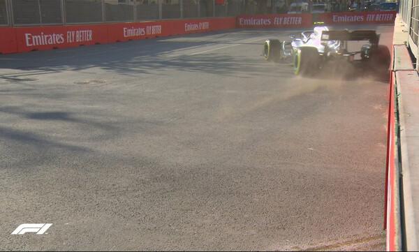 Απίστευτο το γιατί διακόπηκε ο πρώτος γύρος των ελεύθερων δοκιμών στην F1! (video)