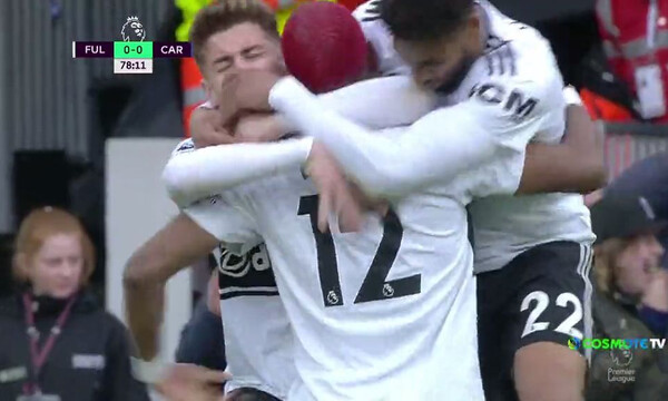 Premier League: «Τραβάει» μαζί της την Κάρντιφ η Φούλαμ! (videos)