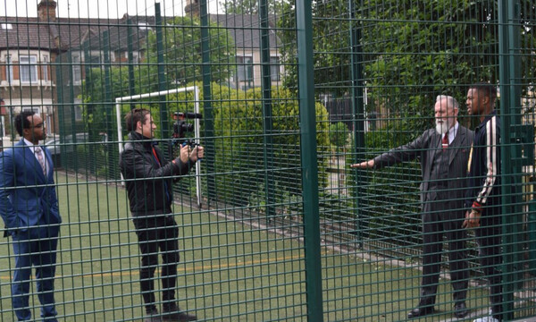 Ντοκιμαντέρ για την πορεία του Άκπομ από την Άρσεναλ έως τον ΠΑΟΚ