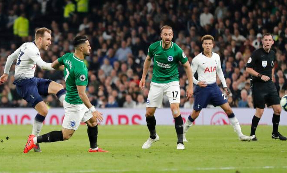 Premier League: Αυτό είναι το καλύτερο γκολ του μήνα (video+photos)
