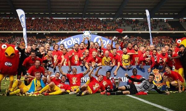 Έκανε την έκπληξη η Μαλίν και κατέκτησε το Κύπελλο Βελγίου