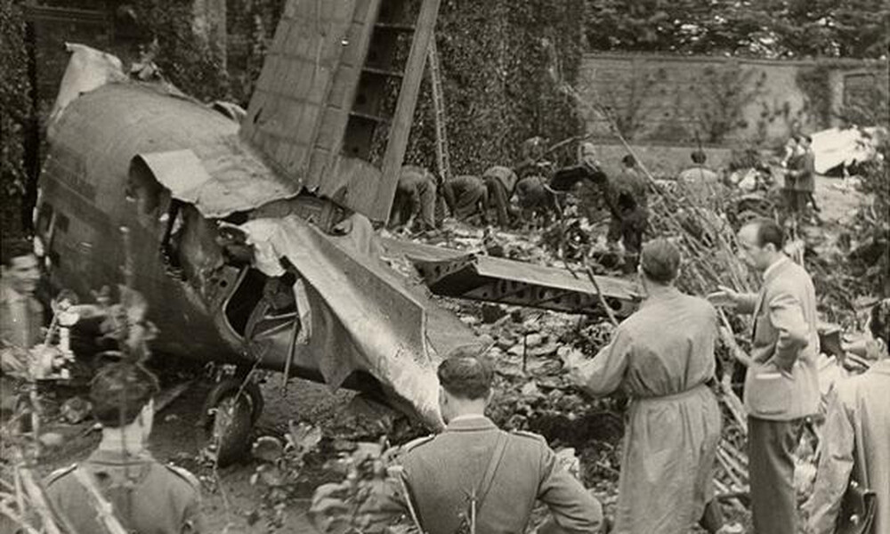 Η τραγωδία της Superga που διέλυσε τη μεγάλη Τορίνο (videos+photos)