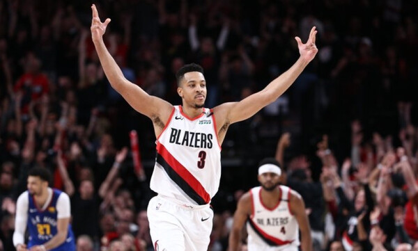 NBA: Προβάδισμα για Μπλέιζερς σε ματσάρα! (video)